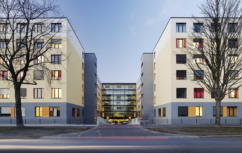 LUDES Architekten - Ingenieure GmbHLUDES | Helios Klinikum