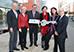 Eroeffnung TAZ Duesseldorf